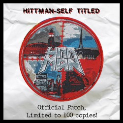 Hittman - Hittman Red Border - Patch
