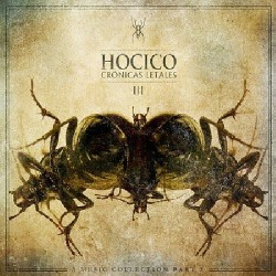 Hocico - Cronicas Letales III - Double CD Super Jewel