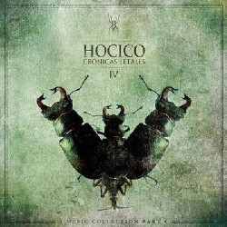 Hocico - Cronicas Letales IV - Double CD Super Jewel