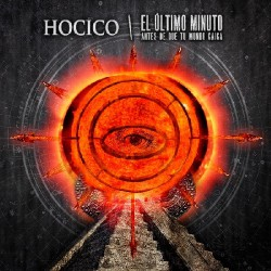 Hocico - El Ultimo Minuto (Antes de que tu Mundo Caiga) - CD SUPER JEWEL