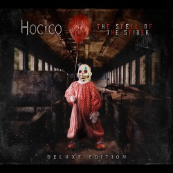 Hocico - The Spell Of The Spider - 2CD DIGIPAK