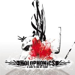 Holophonics - A Land To End My Flight - CD