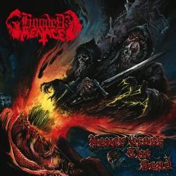 Hooded Menace - Never Cross The Dead - CD