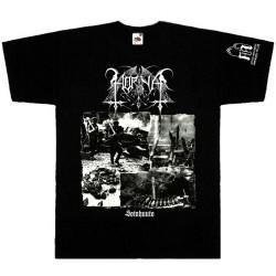 Horna - Sotahuuto - T-shirt (Men)