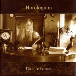 Horologium - The Fire Sermon - CD DIGIPAK