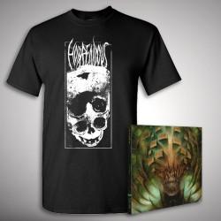 Horrendous - Idol - CD DIGIPAK + T-shirt bundle (Men)