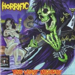 Horrific - Your Worst Nightmare - CD DIGIPAK