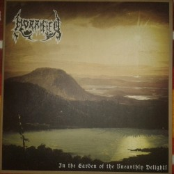Horrified - In The Garden Of The Unearthly Delights - LP Gatefold Coloured