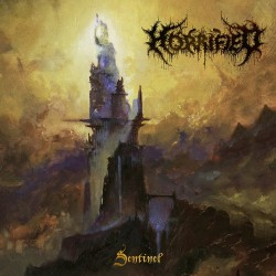 Horrified - Sentinel - CD EP DIGIPAK