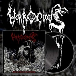 Horrocious - Obscure Dominance Of Nothingness - LP