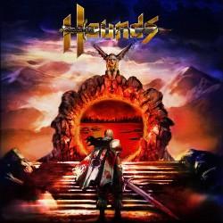 Hounds - Warrior Of Sun - CD