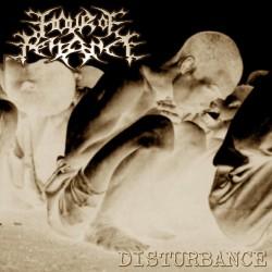 Hour Of Penance - Disturbance - LP COLOURED