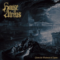 House Of Atreus - From the Madness Of Ixion - LP Gatefold
