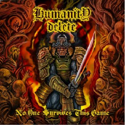 Humanity Delete - No One Survives This Game - CD