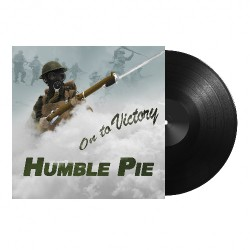 Humble Pie - On To Victory - LP