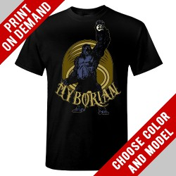 Hyborian - Gorilla - Print on demand