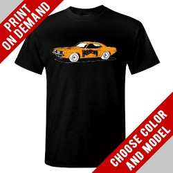 Hyborian - Muscle Car - Print on demand