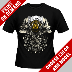 Hyborian - Skulls - Print on demand