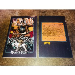 Hyborian - The Traveller : A Hyborian Tale - BOOK