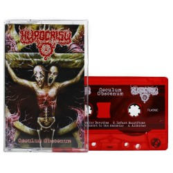 Hypocrisy - Osculum Obscenum - CASSETTE COLOURED