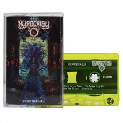 Hypocrisy - Penetralia - CASSETTE COLOURED