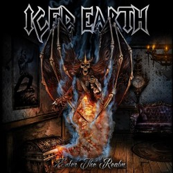 Iced Earth - Enter The Realm - CD EP DIGIPAK