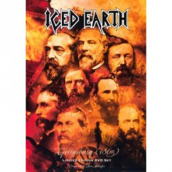 Iced Earth - Gettysburg (1863) - DOUBLE DVD