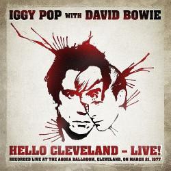 Iggy Pop - Hello Cleveland Live - CD