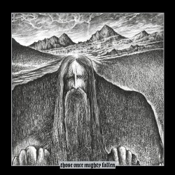 Ildjarn - Hate Forest - Those Once Mighty Fallen - CD