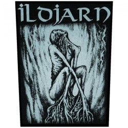 Ildjarn - 1992-1995 Blue Grey - BACKPATCH