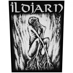 Ildjarn - 1992-1995 White - BACKPATCH