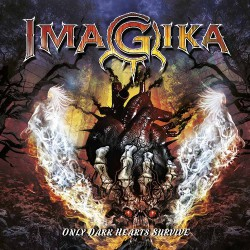 Imagika - Only Dark Hearts Survive - CD DIGIPAK