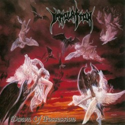 Immolation - Dawn Of Possession - LP COLOURED