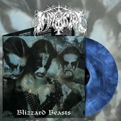 Immortal - Blizzard Beasts - LP Gatefold Coloured