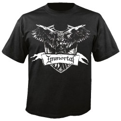 Immortal - Crest - T-shirt (Men)