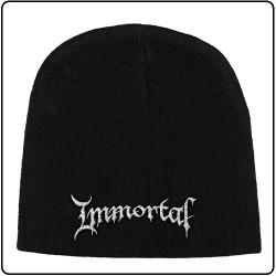 Immortal - Logo - Beanie Hat