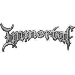 Immortal - Logo - METAL PIN