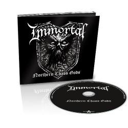 Immortal - Northern Chaos Gods - CD DIGIPAK