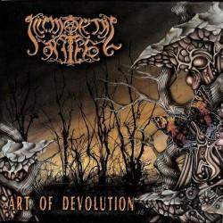 Immortal Rites - Art of devolution - CD DIGIPAK