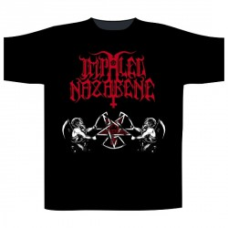 Impaled Nazarene - Nuclear Pentagram - T-shirt (Men)