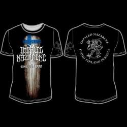 Impaled Nazarene - Suomi Finland Perkele 2015 - T-shirt (Men)