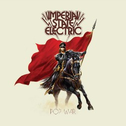 "Imperial State Electric - Pop War LTD Edition - CD in 10"" Cover"