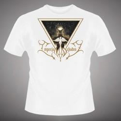 Imperium Dekadenz - Dis Manibvs [white] - T-shirt (Men)