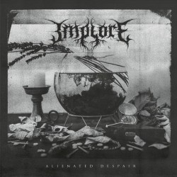 Implore - Alienated Despair - CD