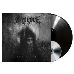 Implore - Subjugate - LP GATEFOLD + CD