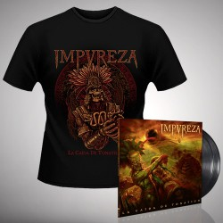 Impureza - Bundle 3 - DOUBLE LP + T-shirt bundle