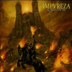 Impureza - La Iglesia Del Odio - CD