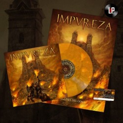 Impureza - La Iglesia Del Odio - LP COLOURED