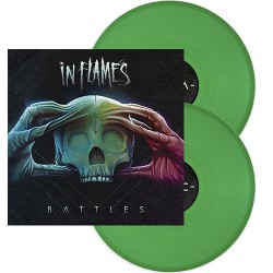 In Flames - Battles - DOUBLE LP GATEFOLD COLOURED