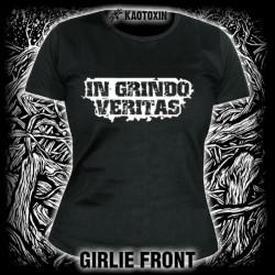 In Grindo Veritas - In Grindo Veritas - T-shirt (Women)